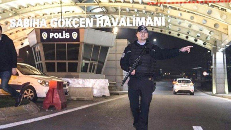Una explosión en el Aeropuerto de Estambul se salda con una mujer muerta y otra herida