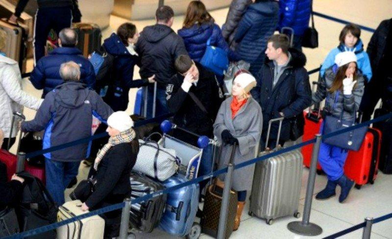 El precio medio de los vuelos es un 6% más barato que las pasadas navidades