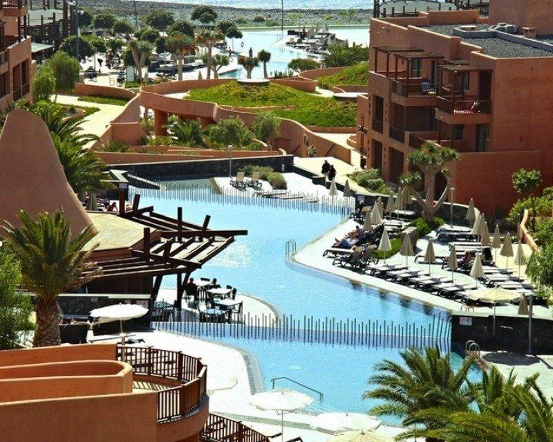 La compra del Hotel Sandos San Blas por parte de Hispania ha sido una de las últimas operaciones del año.