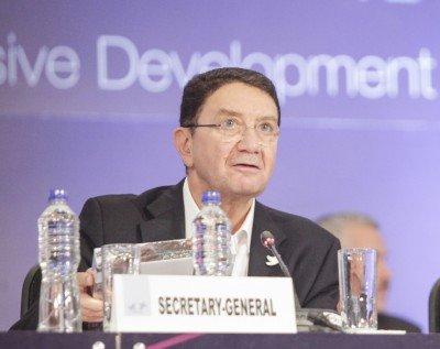 Tabeb Rifai, secretario general de la OMT.
