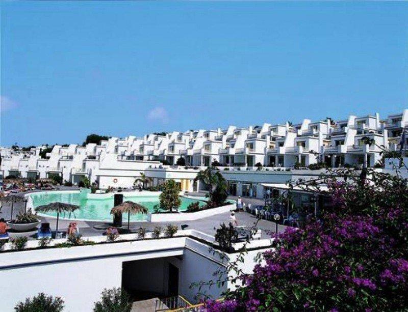 Canarias fue el destino preferido en apartamentos.