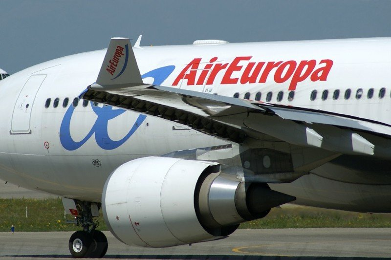 Air Europa transporta 161.300 pasajeros desde mayo en sus vuelos interislas