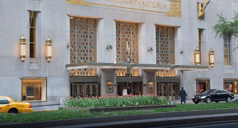 Grandes hoteles de Nueva York reducirán un 30% sus emisiones contaminantes en diez años