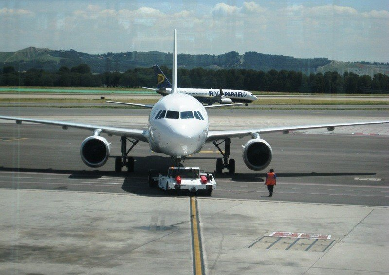 Aeropuerto de Barajas. Foto: Hosteltur