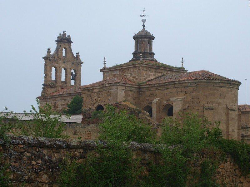 Un monasterio de Ciudad Rodrigo abrirá como complejo hotelero