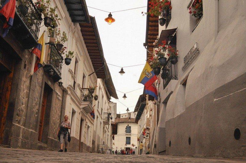 Quito confía finalizar el 2015 con 740.000 turistas. (Foto: Quito Turismo)
