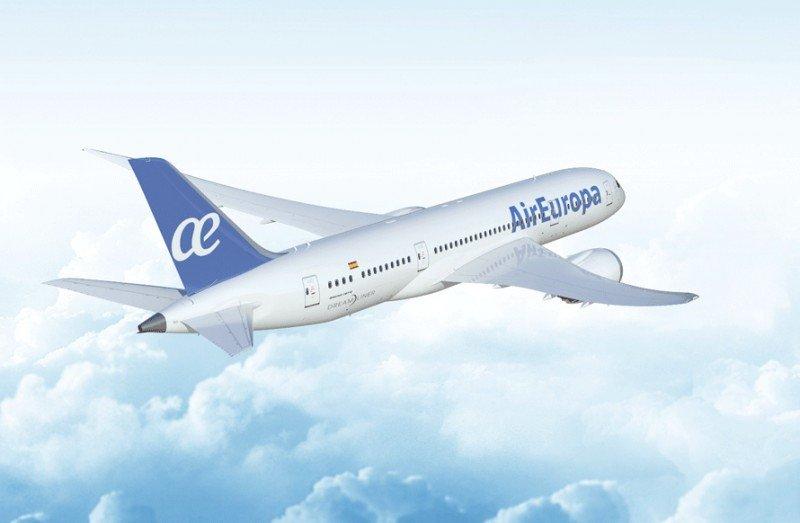 Air Europa firma código compartido con Avianca Brasil