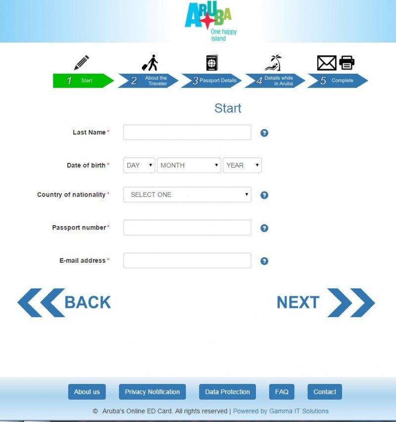 Aruba agiliza flujo en el aeropuerto con nueva tarjeta digital de embarque