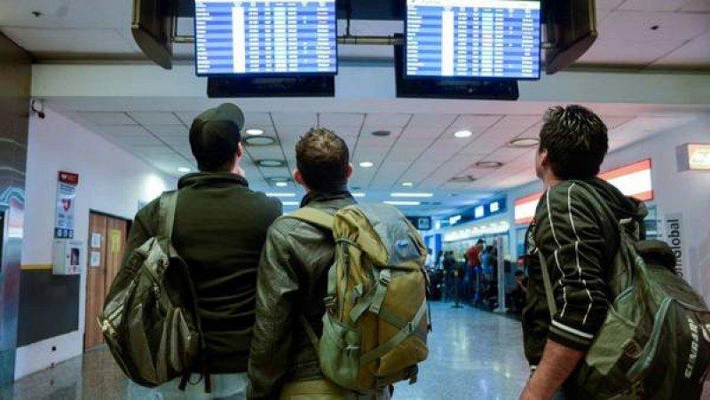 AADETUR pide que LAN Argentina recupere mangas en Aeroparque