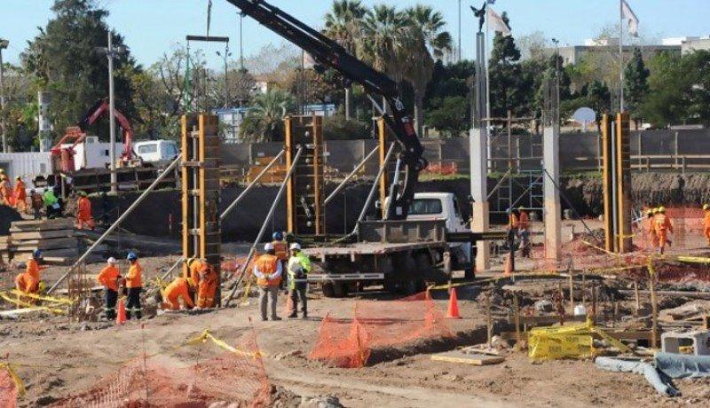 Construcción del Antel Arena en Montevideo se retoma en enero