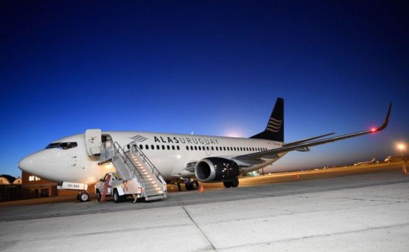 Alas Uruguay elige Amadeus para darle impulso al inicio de la aerolínea.
