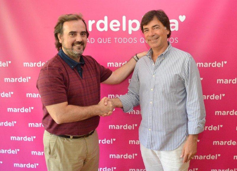 Emiliano Giri asumió como nuevo titular de Turismo Mar del Plata.