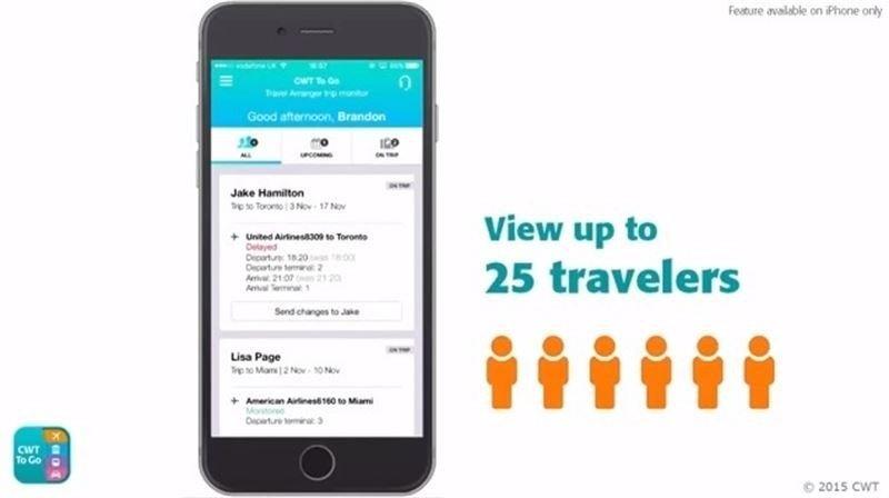 El 63% de los gestores de viajes prevé que la tecnología móvil impacte en sus programas.