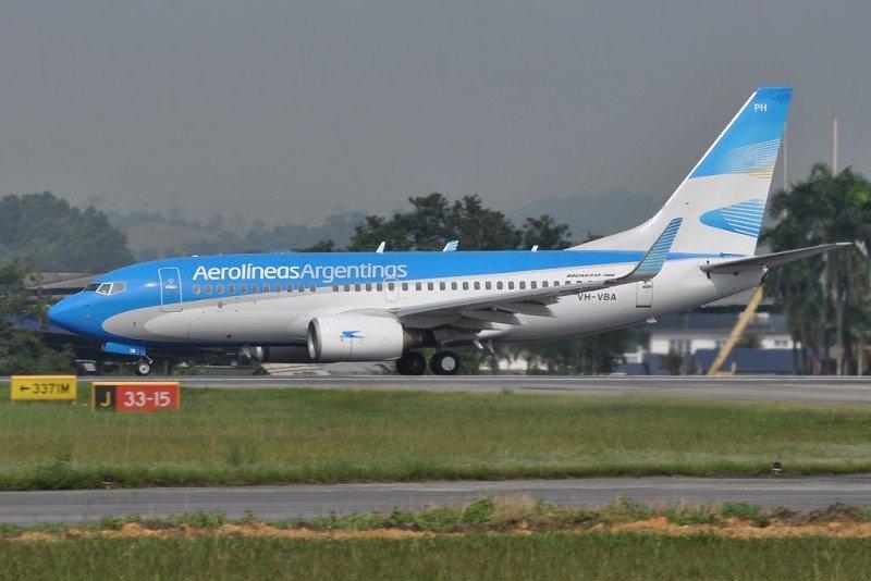 Enojo en Uruguay por las tarifas de Aerolíneas Argentinas.