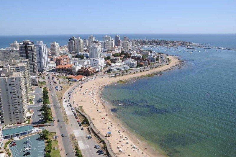Los precios de alquileres de temporada bajaron 12% en Uruguay (Foto: Tripin Uruguay)