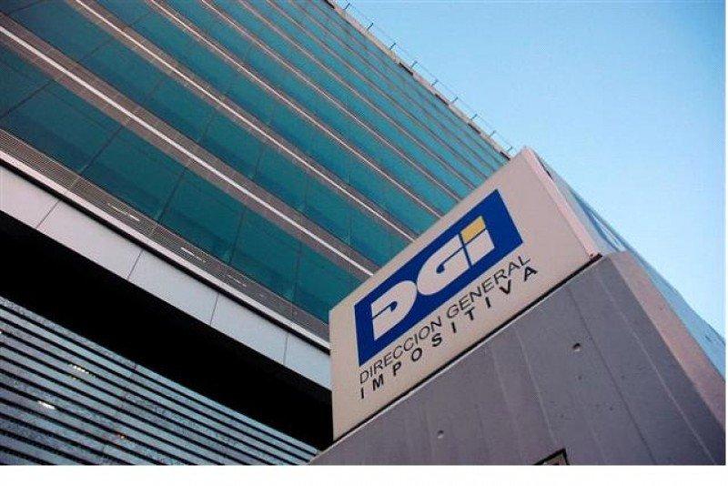 Sede de la Dirección General Impositiva en Montevideo.