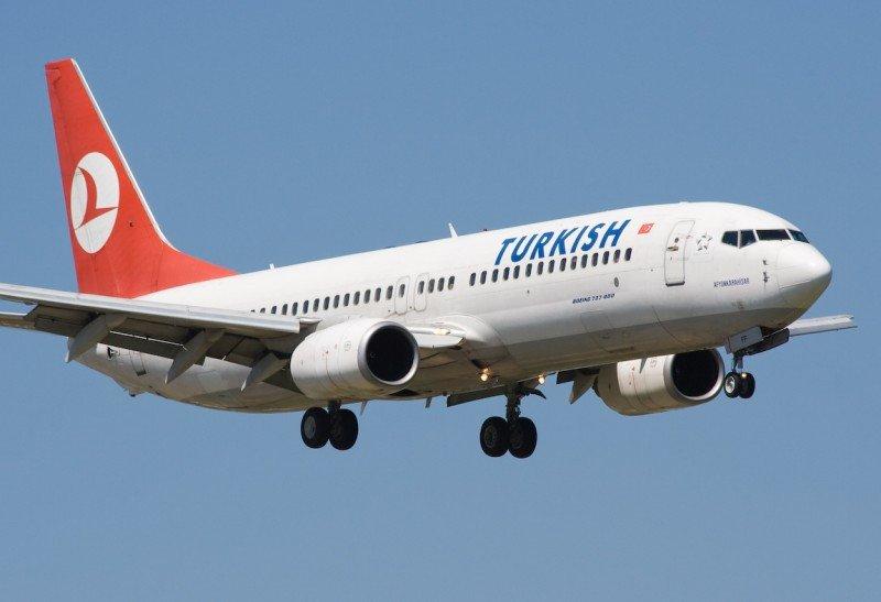Más de 72.000 pasajeros en la ruta Buenos Aires-Estambul de Turkish.
