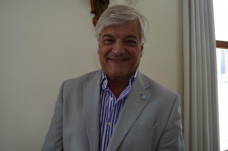 Alberto Albamonte, presidente Howard Johnson Argentina.