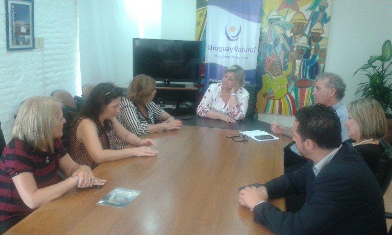 Comienzan a articular acciones en Montevideo para atacar el sector del turismo de reuniones.