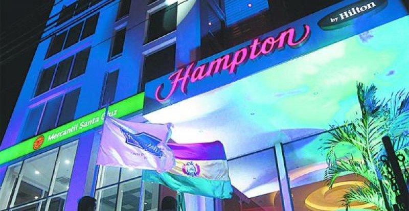 Hampton by Hilton Santa Cruz.