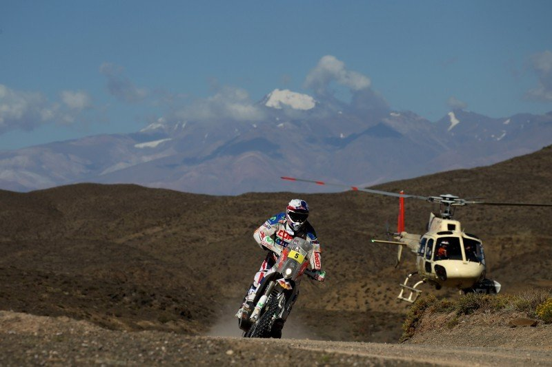 El Dakar 2016 tiene 556 inscriptos que recorrerán 9.000 km.