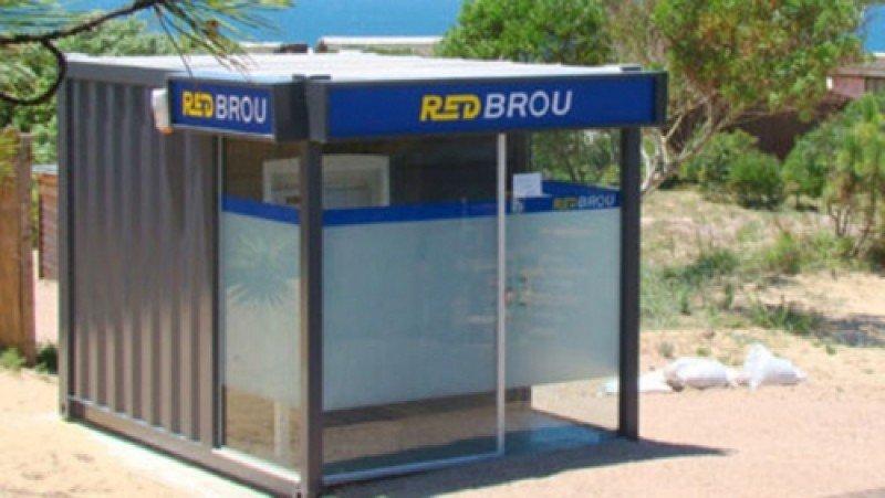 Instalan cajeros móviles en balnearios de Rocha que no tienen el servicio.