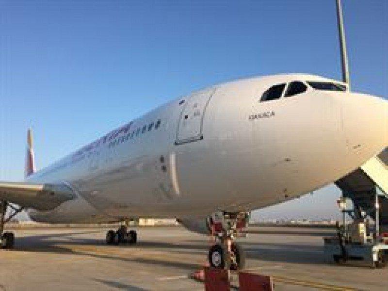 Iberia incorpora el primer A330-200 de consumo eficiente a su flota de largo radio
