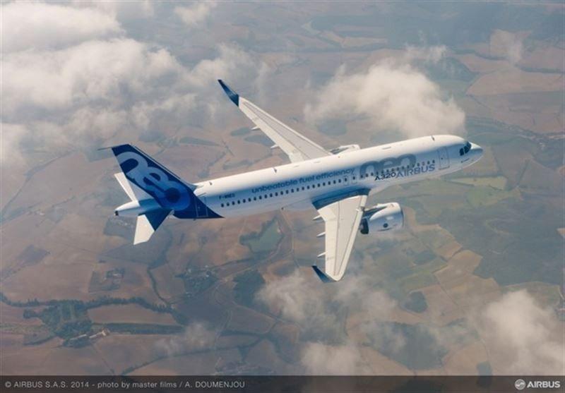 Airbus retrasa la entrega de su primer avión A320neo a 2016