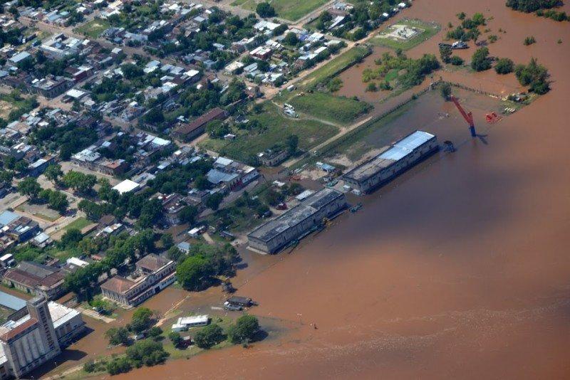 Sector turístico de Uruguay colabora con afectados por inundaciones