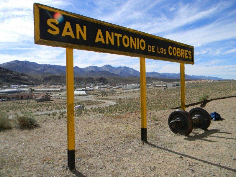 En San Antonio de los Cobres se edificará un museo.