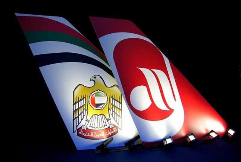 Airberlin y Etihad se unen contra la anulación de su código compartido en 29 vuelos
