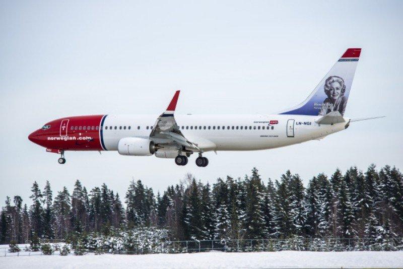 Norwegian transportó 26 millones de pasajeros en 2015