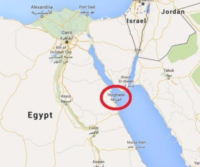 Dos turistas austríacos y uno sueco heridos en el ataque a un hotel en Egipto