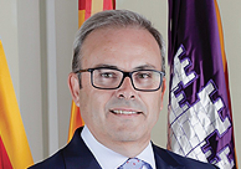 Vicente Torres, presidente del Consell d'Eivissa y titular del departamento de Turismo de la institución insular.