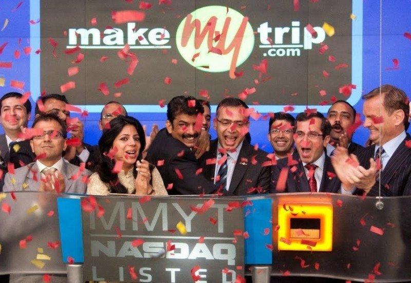 Ctrip invertirá 165,3 M € en la OTA india MakeMyTrip