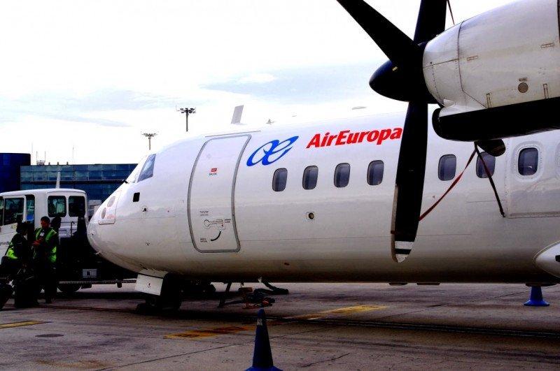 Air Europa Express se estrena en la ruta Valencia-Palma-Madrid