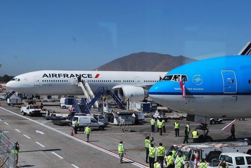 Grupo Air France KLM cierran 2015 con más de 89,8 M de pasajeros