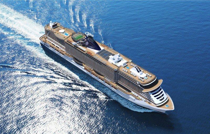 MSC Cruceros se reposiciona para adaptarse a su fuerte expansión