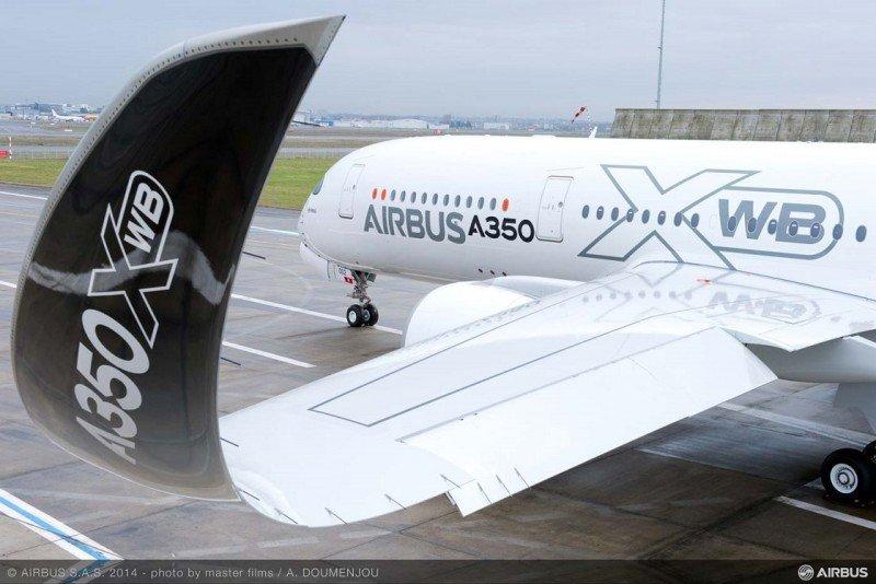 Airbus registra una caída del 40% en la venta de aviones comerciales en 2015