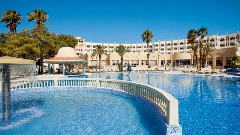 Uno de los 10 hoteles que hasta ahora gestionaba Riu en Túnez.
