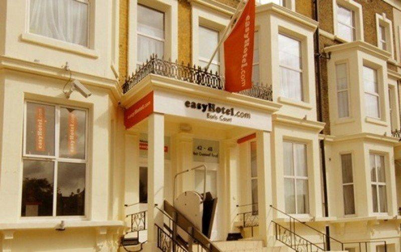 La británica easyHotel invierte 15 M € en su primer establecimiento en España