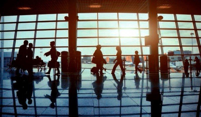 El transporte aéreo se dispara en el mercado doméstico un 7,6%