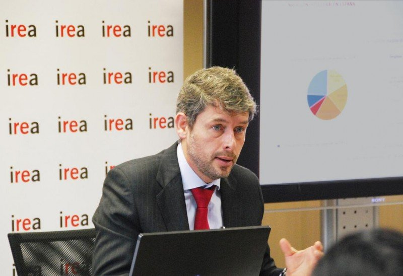 """'El dinero es miedoso y busca certidumbre"""", afirma Miguel Vázquez, socio de la División de Hoteles de Irea."""