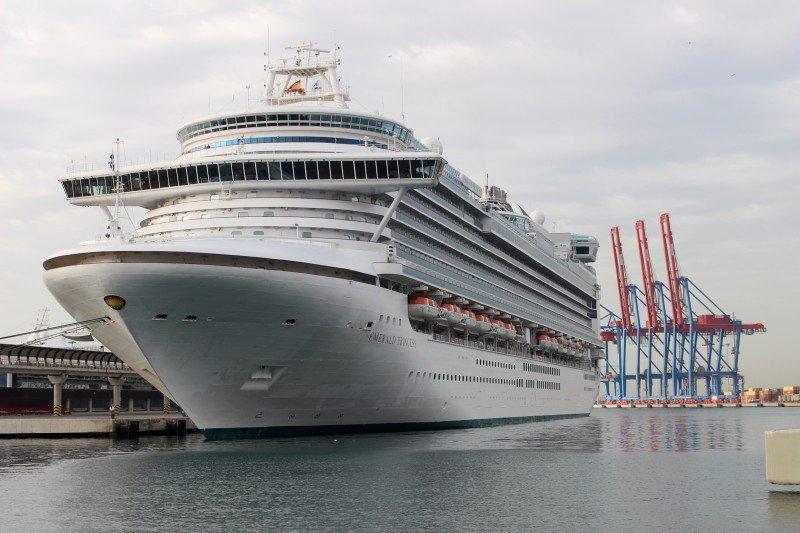 España superó los 7,8 M de cruceristas hasta noviembre