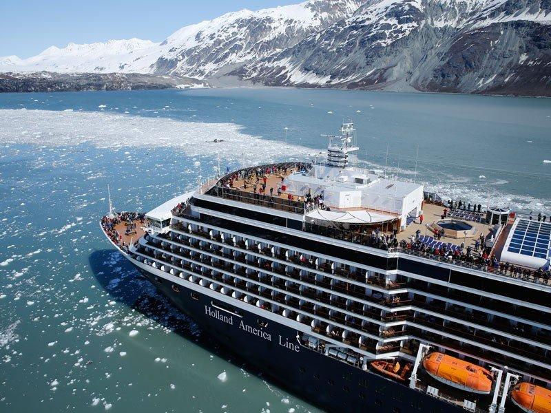 Webinar: Cruceros por Alaska con Holland America Line