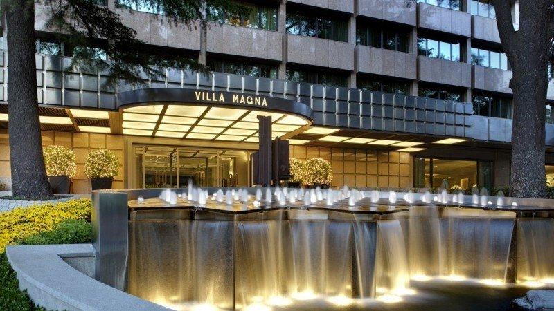 El hotel Villa Magna, junto con el Miguel Ángel y la sede de Caja Madrid, son las tres grandes operaciones pendientes en la capital para 2016.