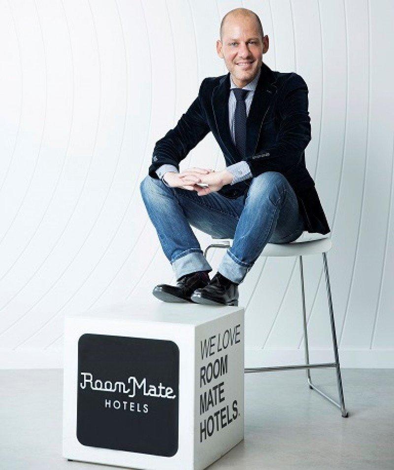 Room Mate nombra a Roberto Sánchez como director de Marca y Estrategia Corporativa