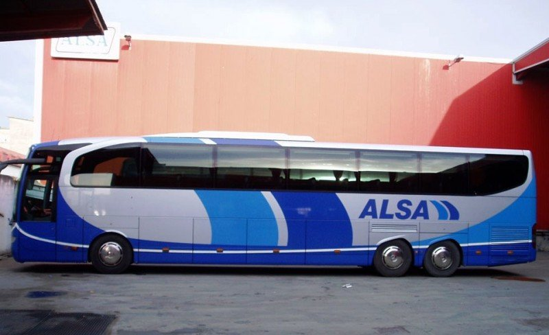 ALSA lidera el sector.