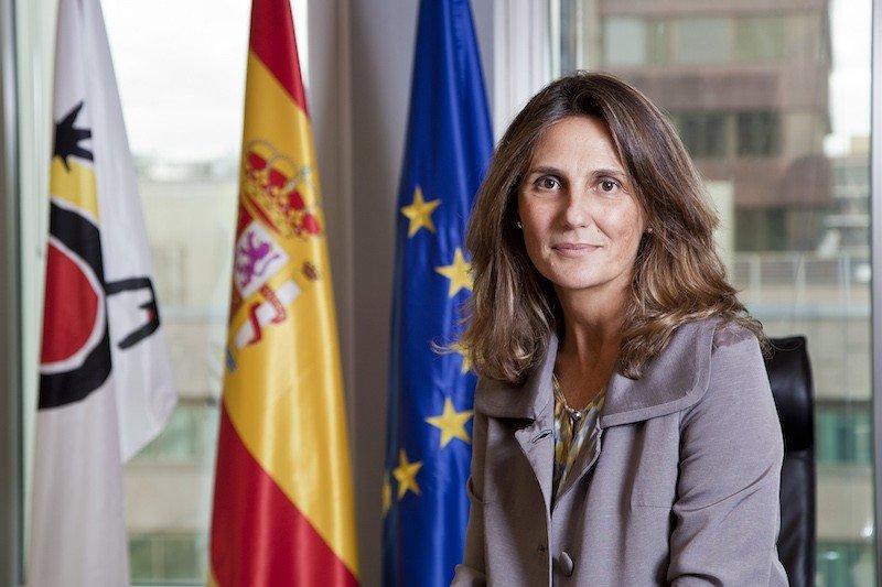 Marta Blanco, directora de Turespaña