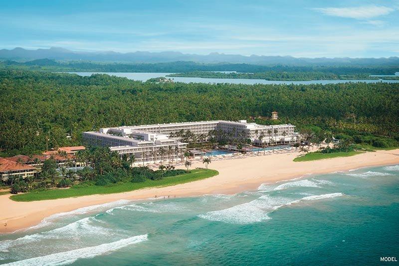 El Riu Sri Lanka se convertirá en julio en el primer hotel de la cadena en Asia.